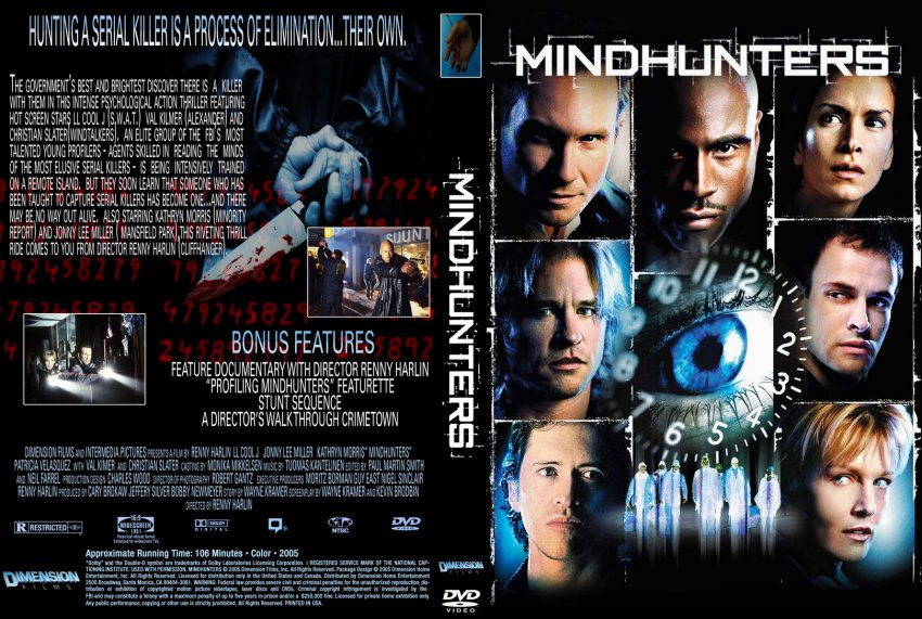 Mindhunters 2005  Rotten Tomatoes  Movie Trailers