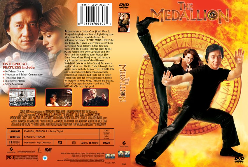 The Medallion - Movie ...
