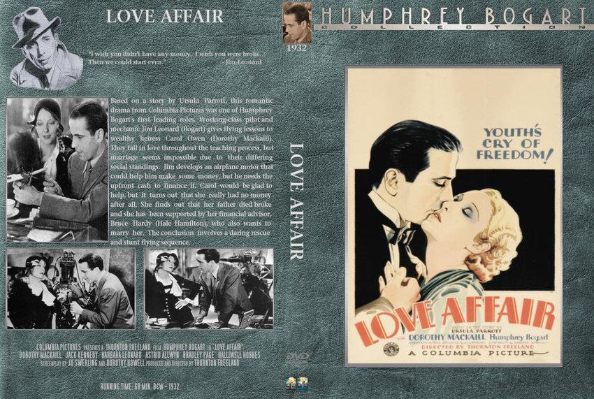 Love Affair Book Cover ~ Love affair movie dvd custom covers loveaffair