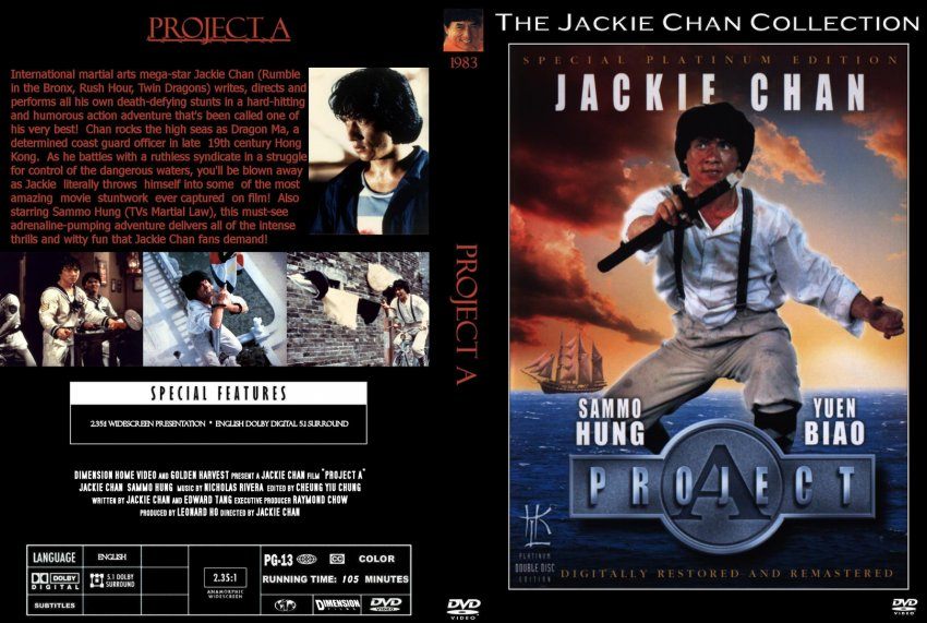 The Jackie Chan Collec...