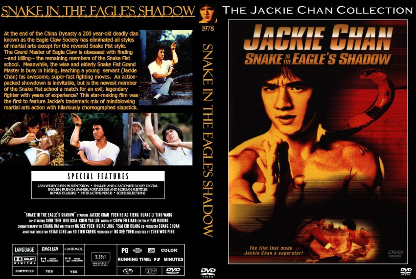Snake in the eagles shadow 1982 xvid rip eng subs treezluv2draw