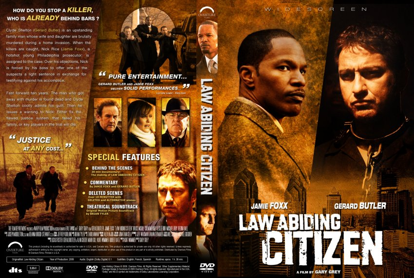 report on law abiding citizen