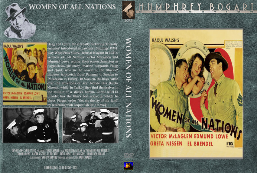 Women of All Nations movie