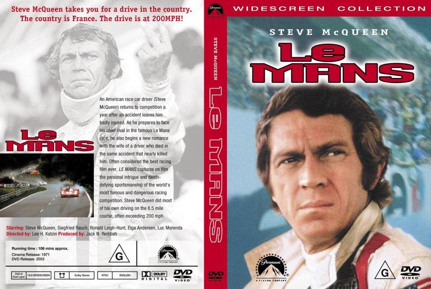 le mans dvd: