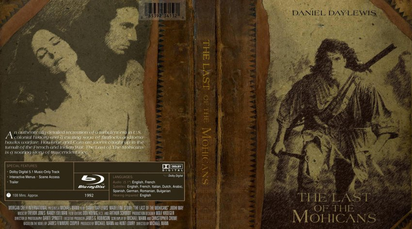 reaction papers on the last of the mohicans The last of the mohicans is widely known as a great film, combining a variety of elements to create an in-depth experience for the viewer what is not so commonly recognized, is the amount of historical truth that is seen throughout the film.