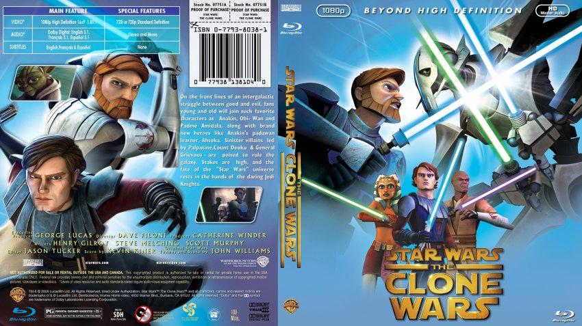Star Wars The Clone Wars Film Star Wars The Clone Wars