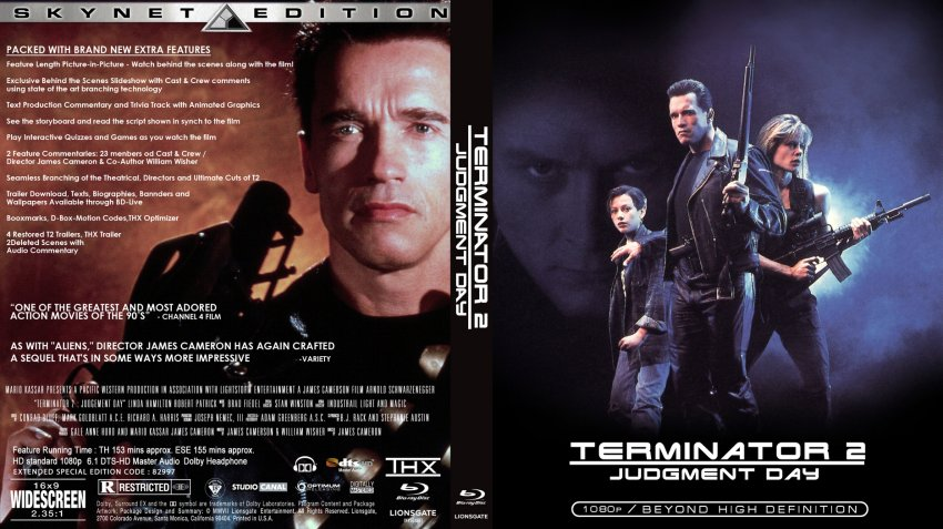 judgment day terminator. The Terminator 2 Judgment Day