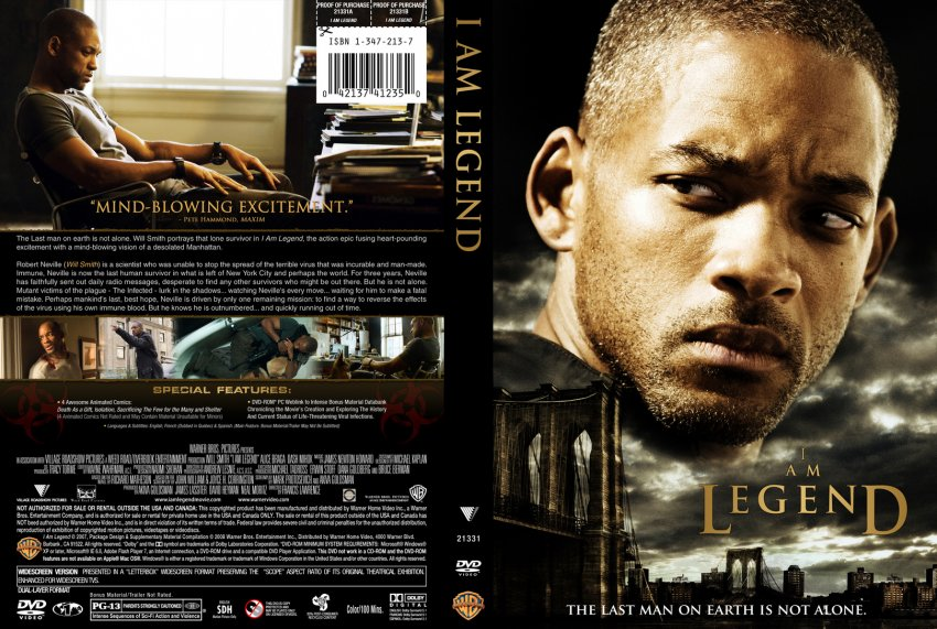 I Am Legend 1010 Movie CLIP  Alternate Ending 2007