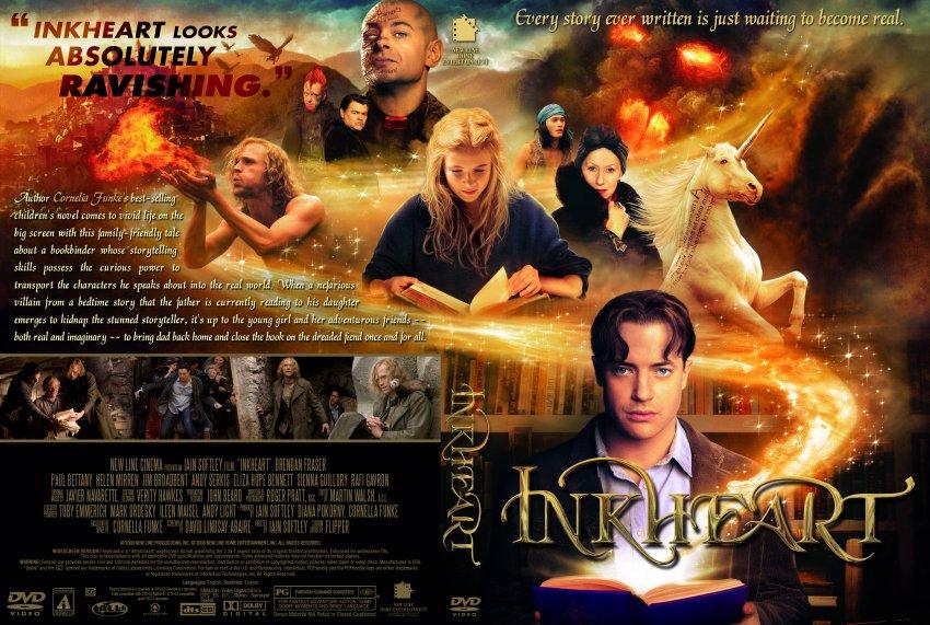 Inkheart custom-dvd - Movie DVD Custom Covers - Inkheart ...
