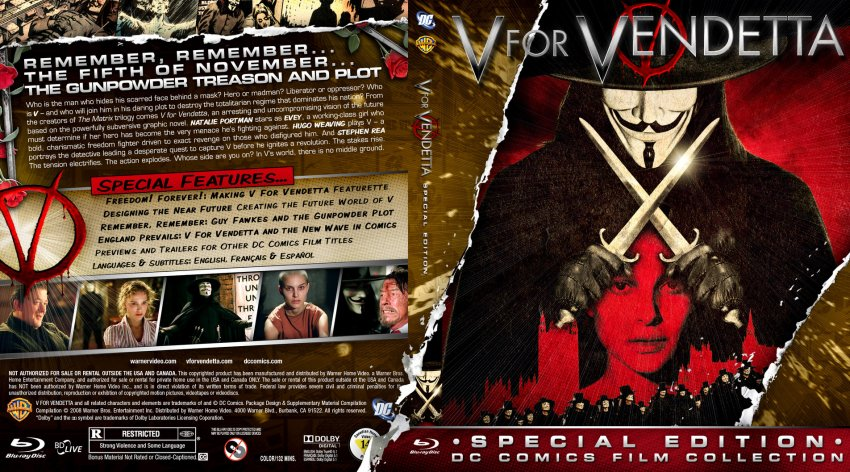51 MB Watch V For Vendetta (2005) Movie Online