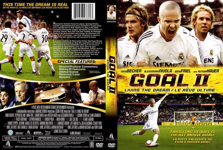 Goal II Living the Dream 2007 (Full Movie)