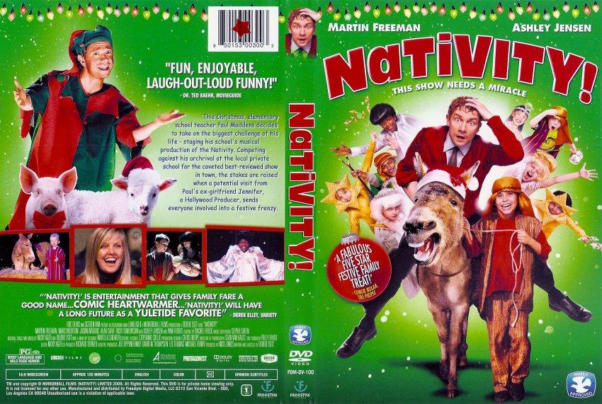 850 x 571 jpeg 174kB, Nativity! - Movie DVD Scanned Covers - Nativity ...