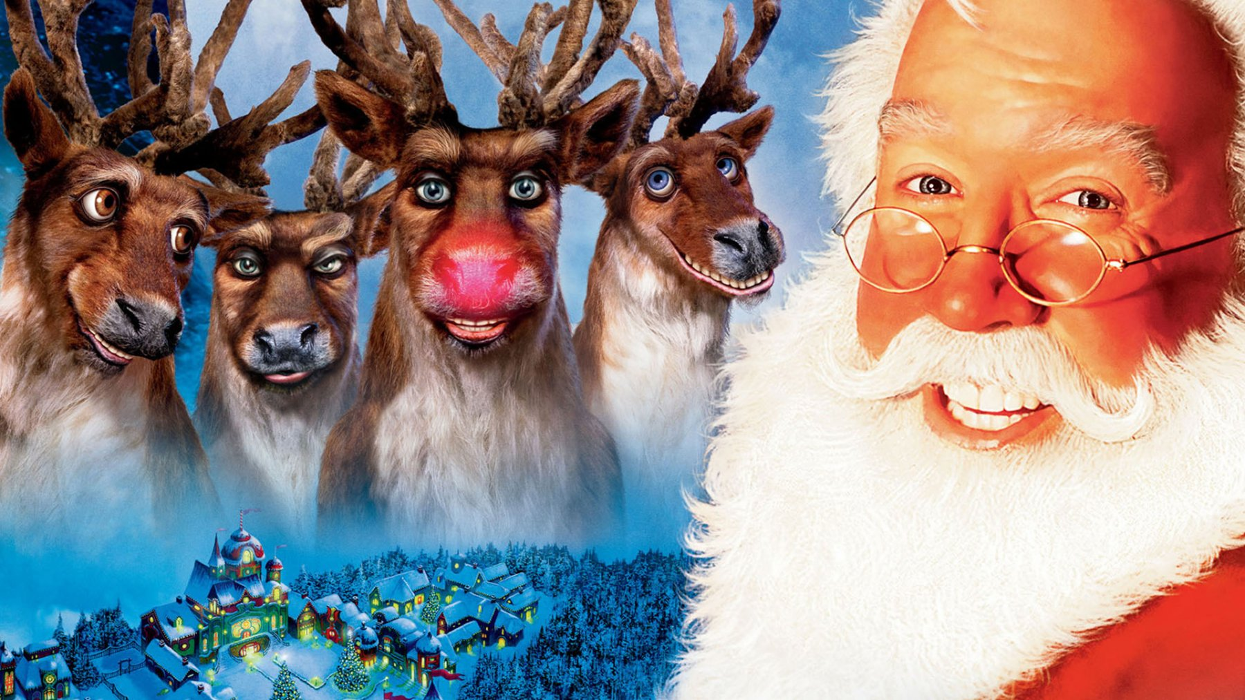 The Christmas Clause.Top 10 Highest Grossing Christmas Movies Of All Time