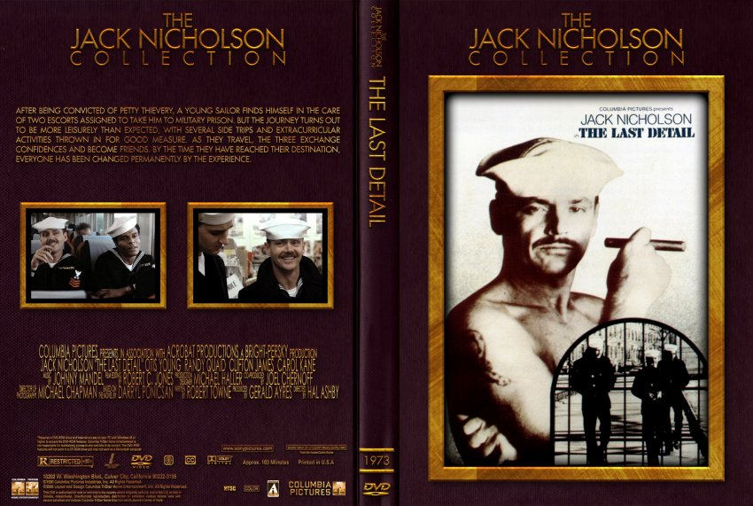 The Last Detail - The Jack Nicholson Collection