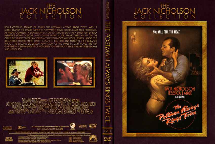 Watch The Postman Always Rings Twice (1981) Full Movie