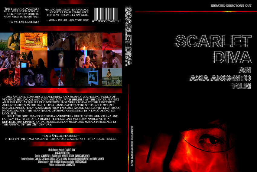 Scarlet movie