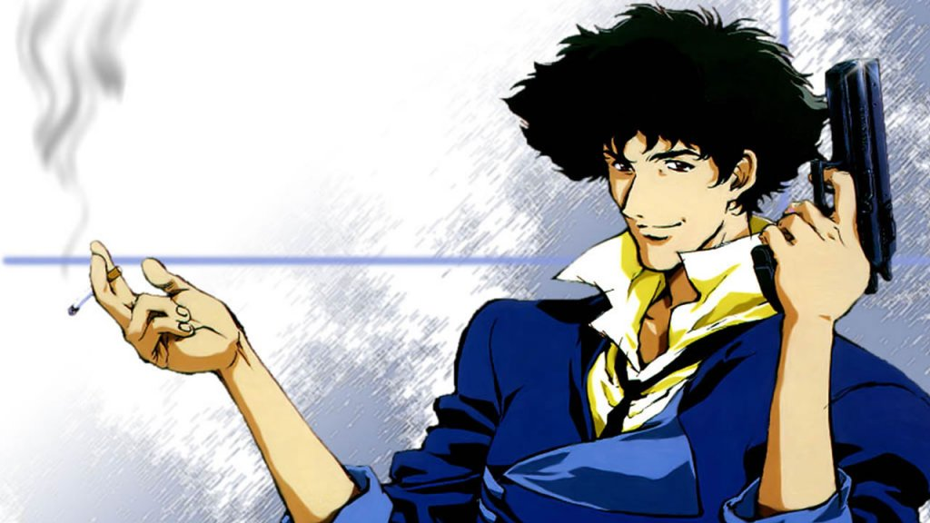 Cowboy Bebop Tv Series HTPC Background