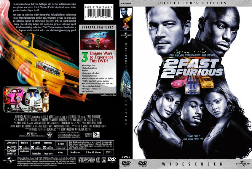 2 fast 2 furious CD and DVD Covers  AllCDCovers  Page 1