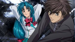 Full Metal Panic! Tv Series HTPC Background