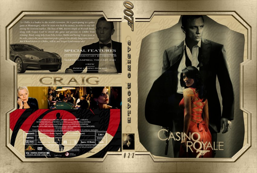 james bond uhr casino royal