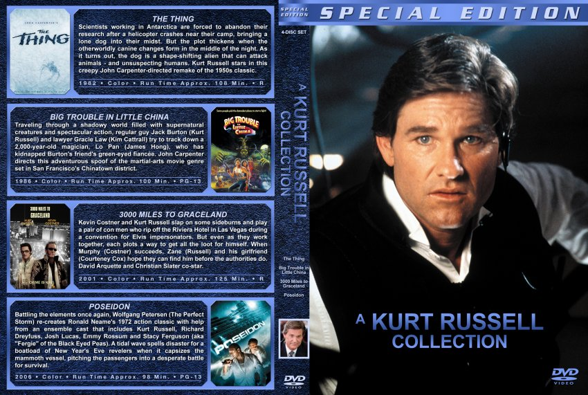 Kurt Russell Collectio...