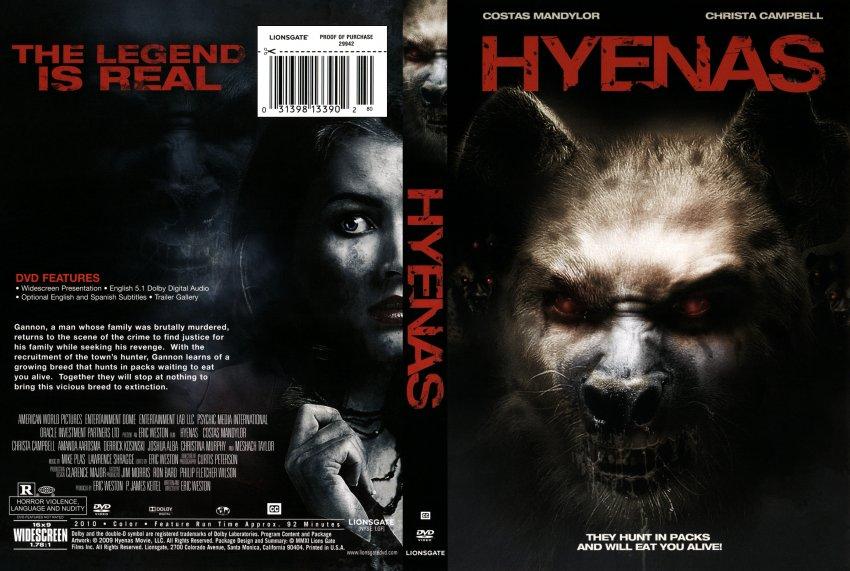 Hyenas the movie