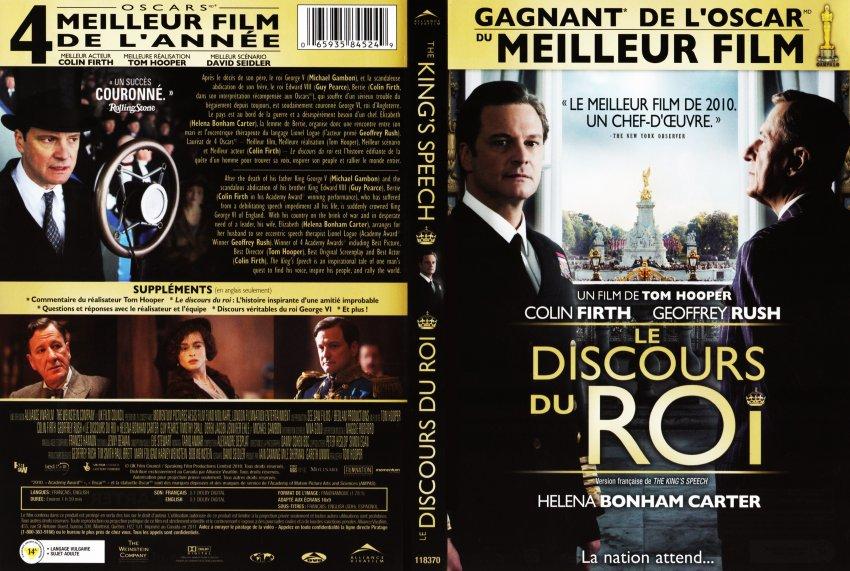 le discours du roi movie dvd scanned covers le discours du roi dvd covers. Black Bedroom Furniture Sets. Home Design Ideas
