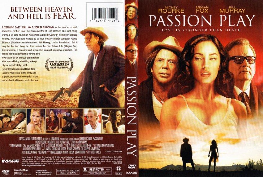X passionate movie