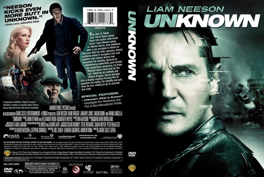 Unknown - Movie DVD Scanned Covers - Unknown1 :: DVD Covers Liam Neeson Movies List