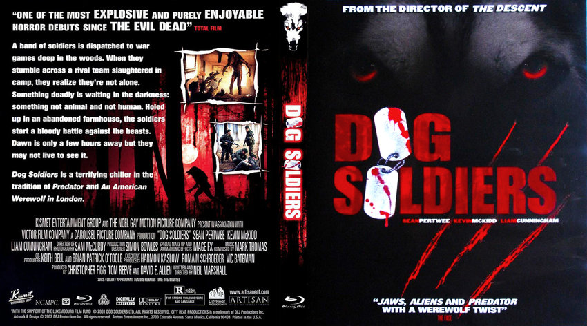 Movie Last Of The Dog Soldiers