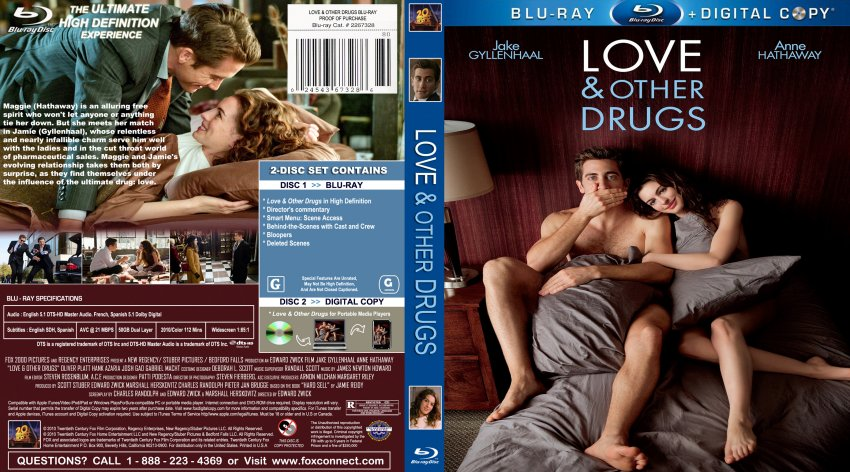 Love Other Drugs YIFY subtitles