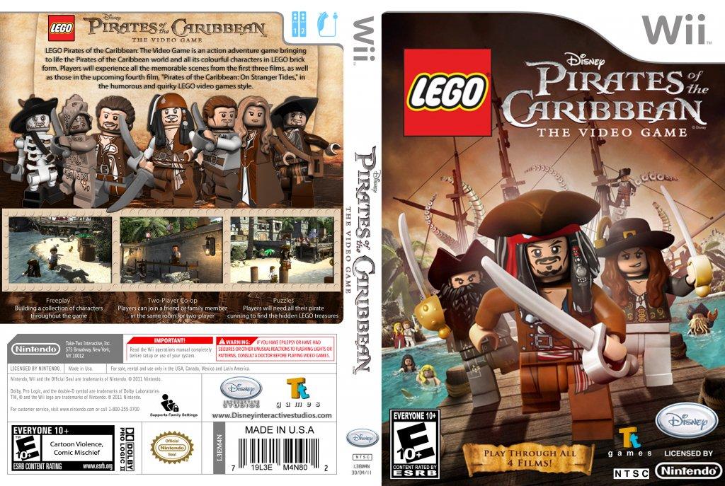 pirates caribbean lego