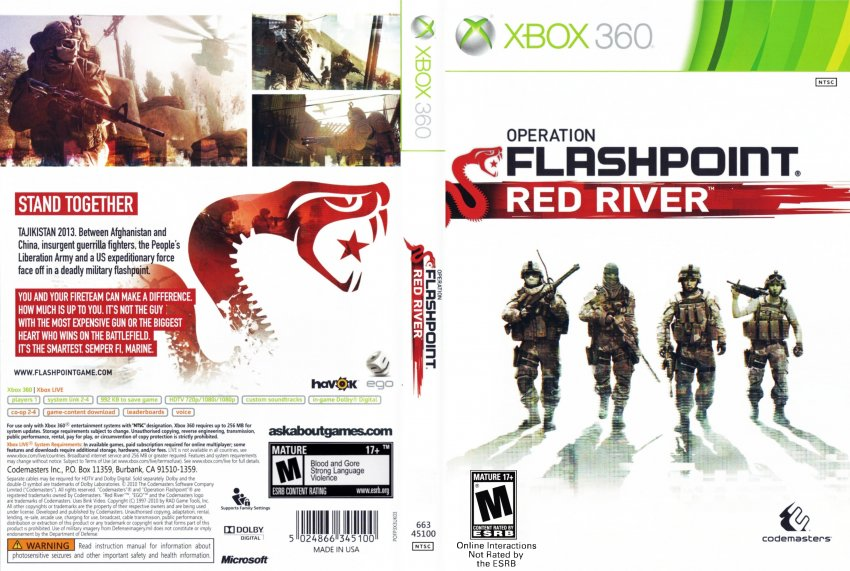 Operation flashpoint red river mission 6