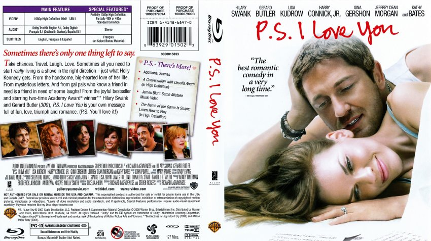 ps i love you Find great deals on ebay for ps i love you and ps i love you dvd shop with confidence.