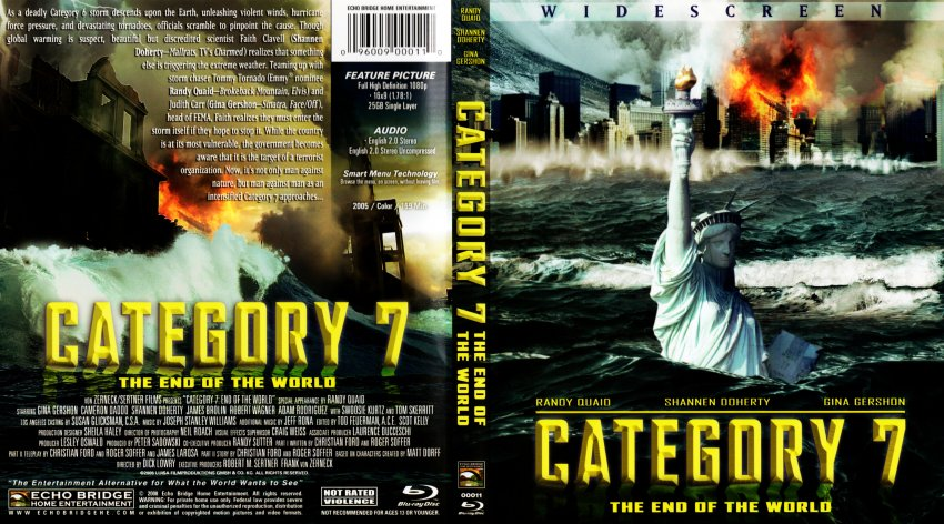 Category 7 The End Of The World - Movie Blu-Ray Scanned ...