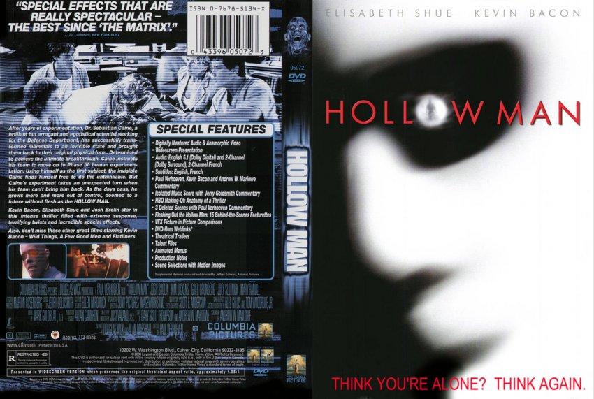 Hollow Man 3 Hollow Man Custom