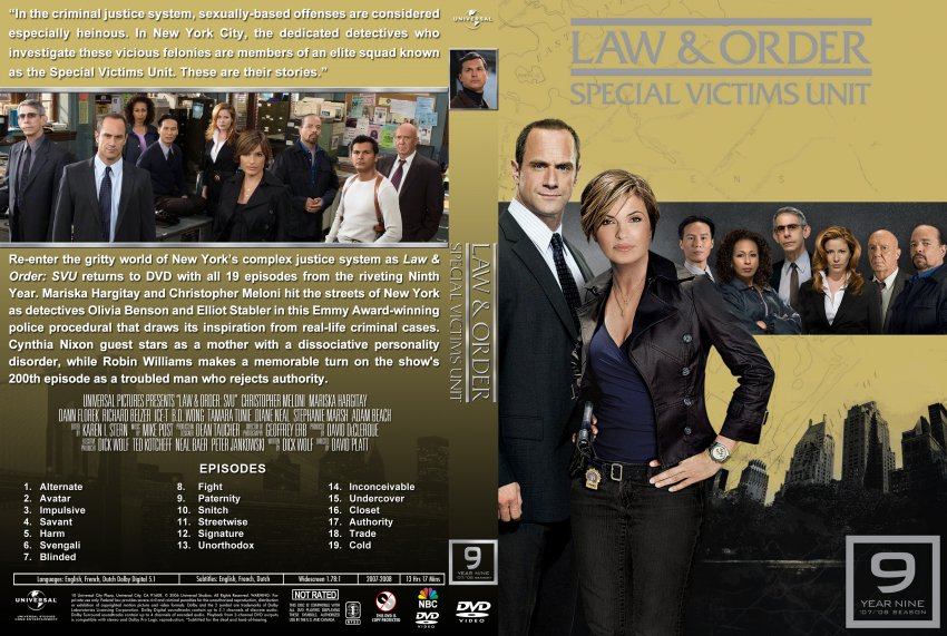 law and order svu 10x01 online dating