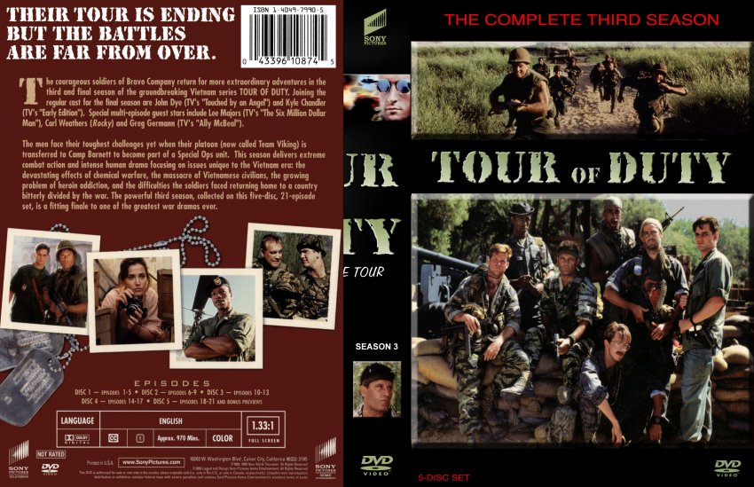 Tour Of Duty Season