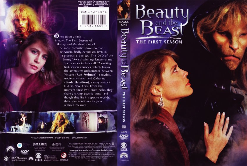 beauty and the beast tv show 1987