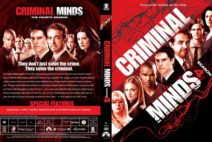 Criminal minds season 1 dvd / Columbus in usa