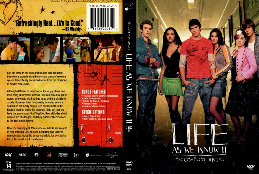 life as we know it concept Life as we know it means well and it features surprisingly good performances from katherine heigl and josh duhamel who have excellent chemistry the film does generate some laughs but falls for the basic romantic comedy formula instead of the hopeful premise we had in mind.