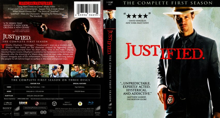 Justified amazon season 1 - Bad boys of comedy volume 1
