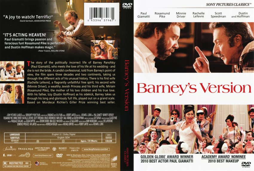 an analysis of barneys version by mordecai richler Find all available study guides and summaries for barney's version by mordecai richler if there is a sparknotes, shmoop, or cliff notes guide, we.