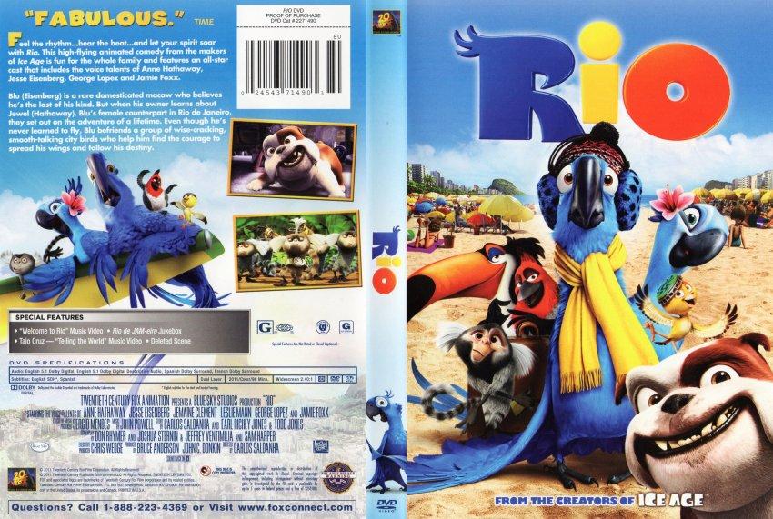 Rio Movie Quotes Quotesgram