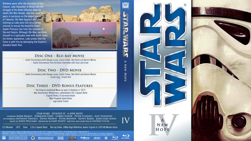New hope star wars episode iv a new hope custom bluray v2 date 09 19
