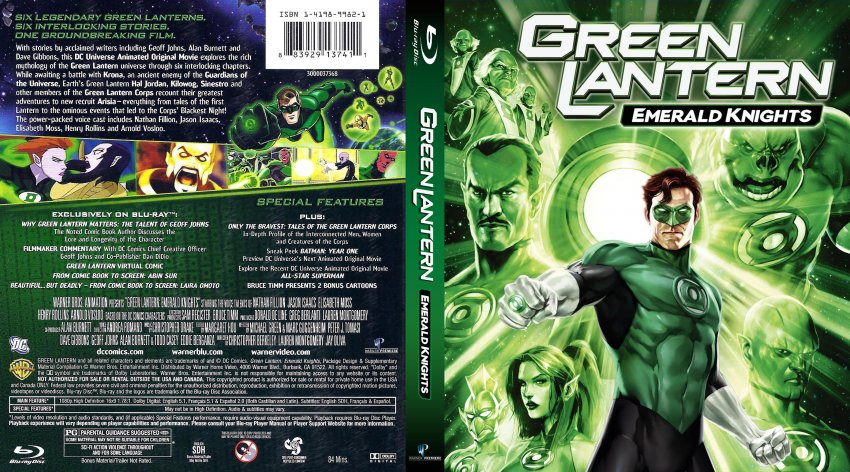 green lantern emerald knights scanned covers green lantern emerald knights br