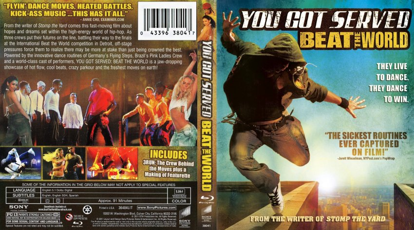 You Got Served Dvd Pictures to Pin on Pinterest - PinsDaddy