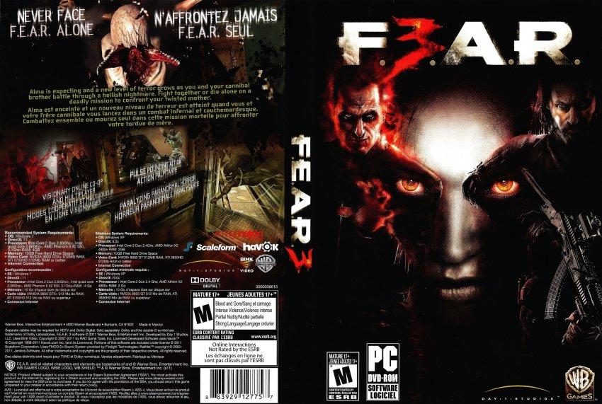 Картинка игры fear