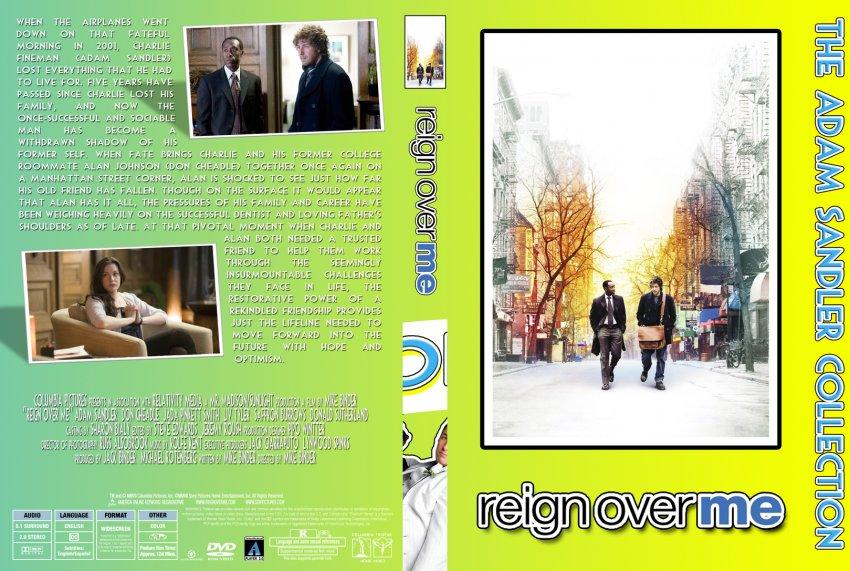 Reign Over Me - The Adam Sandler Collection - Movie DVD Custom Covers ... Adam Sandler
