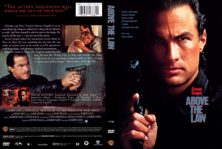 Above The Law - Movie ...